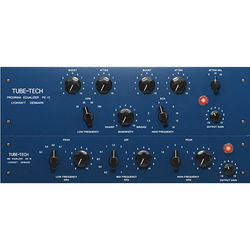 Softube Tube-Tech EQ Collection - Software Equalizers for Pro Audio Applications (Upgrade from Tube-Tech PE 1C and ME 1B, Download)