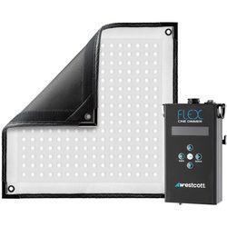 Westcott Flex Cine Daylight Mat 1-Light Set (1 x 1')
