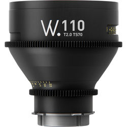 Whitepoint Optics TS70 110mm Lens with LPL Mount (Metric Scale)