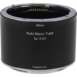 FotodioX 48mm Pro Automatic Macro Extension Tube for Hasselblad X-Mount