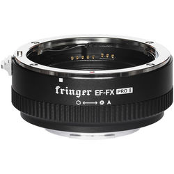 Fringer Autofocus Lens Adapter for Canon EF Lens to Fuji X-Mount Camera