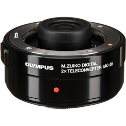 Olympus MC-20 M.Zuiko Digital 2x Teleconverter