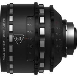 Whitepoint Optics Neo Super Baltar 50mm METRIC PL LENS