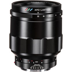 Voigtlander MACRO APO-LANTHAR 65mm f/2 Aspherical Lens for Sony E
