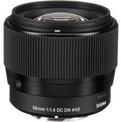 Sigma 56mm f/1.4 DC DN Contemporary Lens for Micro Four Thirds