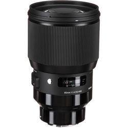 Sigma 85mm f/1.4 DG HSM Art Lens for Sony E
