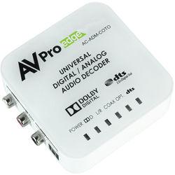 AVPro Edge Universal Digital/Analog Audio Converter with Dolby Digital & DTS
