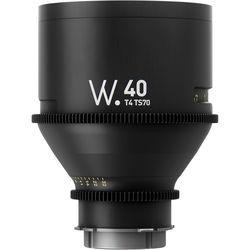 Whitepoint Optics TS70 40mm Lens with E Mount