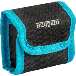Ruggard Battery Pouch for 8 AA Batteries (Black)