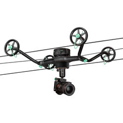 Syrp Slingshot Pan & Track Cable Cam Indie Kit (328')
