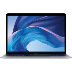 "Apple 13.3"" MacBook Air with Retina Display (Mid 2019, Space Gray)"