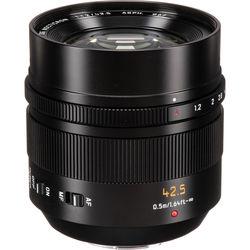 Panasonic Leica DG Nocticron 42.5mm f/1.2 ASPH. POWER O.I.S. Lens