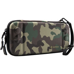 tomtoc Eva Original Hard Shell Case for Nintendo Switch (Camouflage )