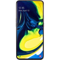 Samsung Galaxy A80 A805F Dual-SIM 128GB Smartphone (Unlocked, Phantom Black)