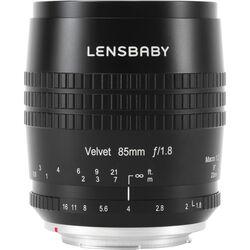 Lensbaby Velvet 85mm f/1.8 Lens for Nikon Z