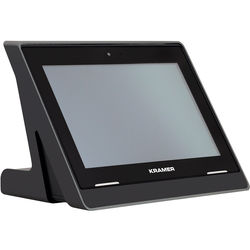 """Kramer 7"""" Touch Panel for Wall Mount and Table Mount with PoE (Secured)"""