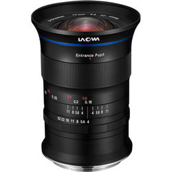Venus Optics Laowa 17mm f/4 GFX Zero-D Lens for FUJIFILM G