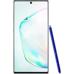 Samsung Galaxy Note10+ SM-N975U 256GB Smartphone (Unlocked, Aura Glow)