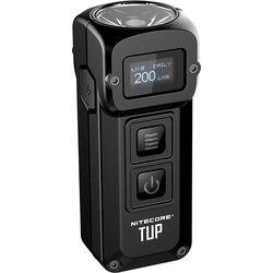 Nitecore TUP Rechargeable Pocket Flashlight (Black)