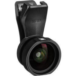 Sirui 18mm Wide-Angle Lens (Black) with Lens Clip Adapter