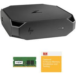 HP Z2 MINI G3/i5-7500/16GB/256GB/W10P