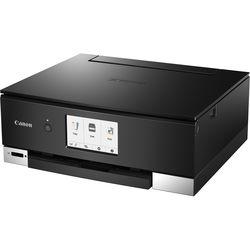 Canon PIXMA TS8320 Wireless Inkjet All-in-One Printer (Black)