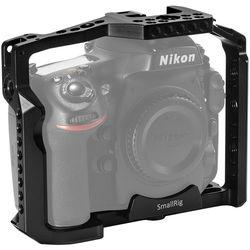 SmallRig Camera Cage for Nikon D800 and D810 DSLRs