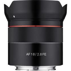 Rokinon AF 18mm f/2.8 FE Lens for Sony E