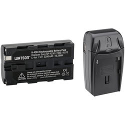 Professional Camcorder Battery & Charger Kits   B&H Photo Video