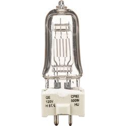 GE Quartzline Tungsten Halogen Lamp Q500T3//CL 500W 120V Lot of 4 Bulbs