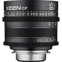 Rokinon XEEN CF 85mm T1.5 Pro Cine Lens (E-Mount)