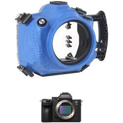 AquaTech Elite II A7 Series III Underwater Camera Housing and Sony Alpha a7 III Mirrorless Digital Camera Body Kit