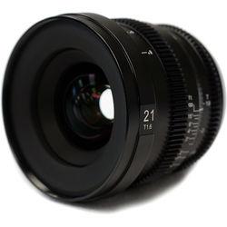 SLR Magic MicroPrime Cine 21mm T1.6 Lens (Micro Four Thirds Mount)