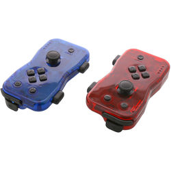 Nyko Dualies for Nintendo Switch (Red/Blue)