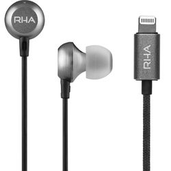 RHA Technologies MA650i Earbuds with Lightning Connector
