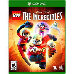 Warner Bros. LEGO Incredibles (Xbox One)
