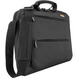 """Ruggard CFB-115B Slim Briefcase for 15.6"""" Laptops"""
