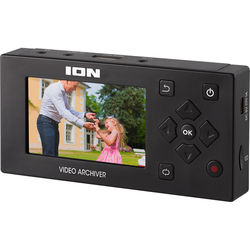 ION Audio Video Archiver Converter with Display Screen
