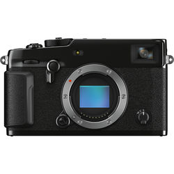 FUJIFILM X-Pro3 Mirrorless Digital Camera (Body Only, Black)