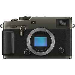 FUJIFILM X-Pro3 Mirrorless Digital Camera (Dura Black)