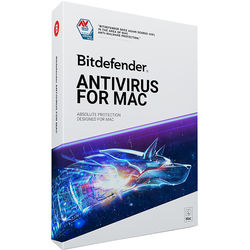 Bitdefender Antivirus For Mac 2019 (1 User, 1 Year)