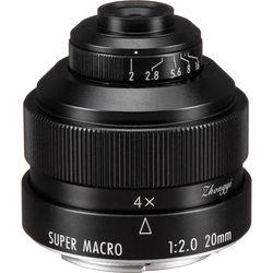 Mitakon Zhongyi 20mm f/2 4.5x Super Macro Lens for Nikon F