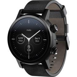 Moto 360 Moto 360 Smartwatch (Gen 3, Phantom Black)