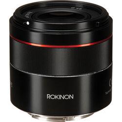 Rokinon AF 45mm f/1.8 FE Lens for Sony E