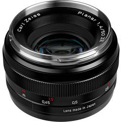 ZEISS Planar T* 50mm f/1.4 ZE Lens for Canon EF