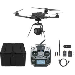 FREEFLY Alta X Drone with Controller, FRX Radio & Travel Case