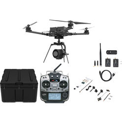 FREEFLY Alta X Drone with Controller, FPV System, FRX Radio & Travel Case