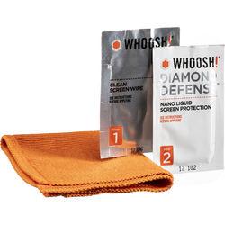 WHOOSH Diamond Defense Liquid Screen Protector