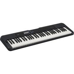Casio Casiotone CT-S300 Portable 61-Key Touch Responsive Digital Piano (Black)