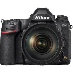 Nikon D780 DSLR Camera with 24-120mm Lens